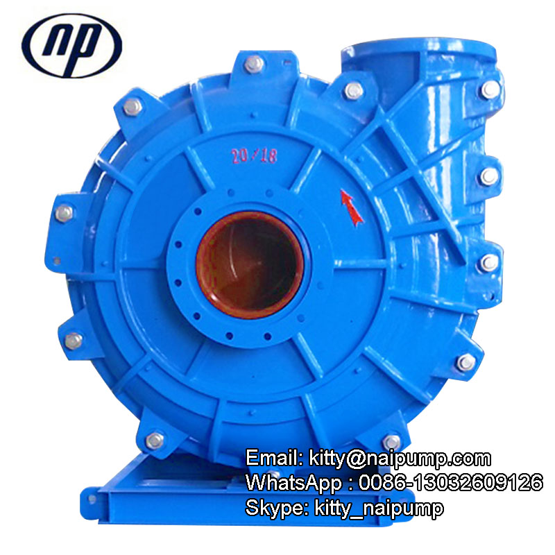 20-18 slurry pump 2