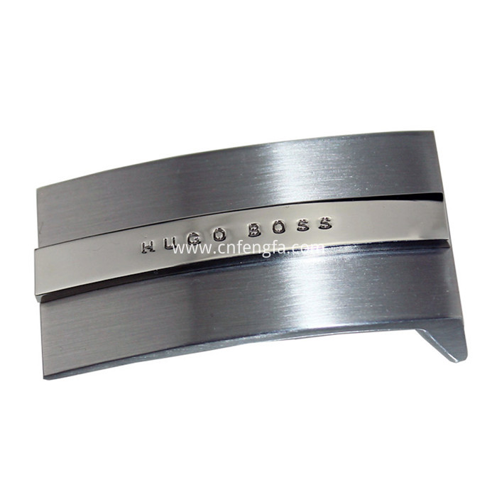 Chromium Plating Metal Belt Buckle