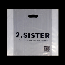 die cut patterns plastic bag purchase supplier