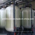 Filtro de agua de medios manual automático para agua pura Tratamiento industrial de pre-agua