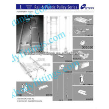 partes de Tautliner Truck and Trailer Curtains