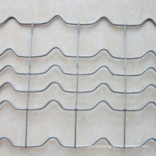 Pipeline reinforced wire mesh