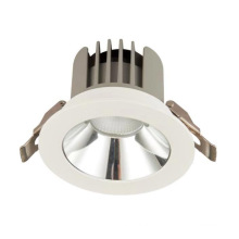 Residential lighting 3w 9w 12w 30watt adjustable aluminum cob high power led recessed downlight