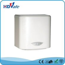 Big Strong Wind Low Noise High Speed ABS Automatic Hand Dryer for public washroom
