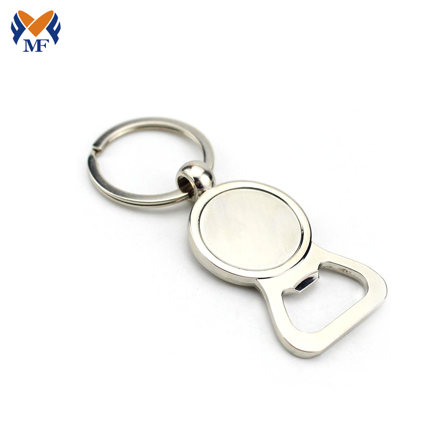 Mini Bottle Opener Keychain