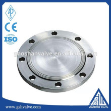 carbon steel slip blind flange