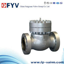 API Cast Steel Flanged Ends Swing Check Valve