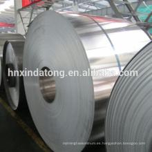 Bobinas de aluminio de cierre 8011H16