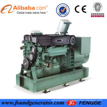 2015 Factory price&High efficiency Volvo Marine Diesel Genset