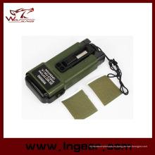 MS-2000 angustia marcador luz linterna táctica