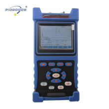 PG-1200B fiber ranger mini otdr,1310/1550nm,32/30dB dynamic range with built-in VFL