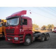 SHACMAN DELONG F3000 6x4 tractor truck 380HP