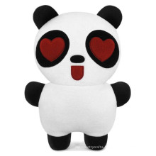 panda decoration valentines day stuffed buffalo toys