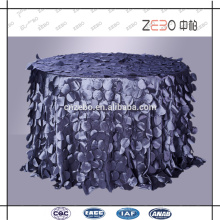 Trade Assurance Supply Style de mode Décoration Fancy Table Cover for Weddings