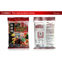 HaiDiLao Basic Stir Fry cheese instant noodle cajun seasoning