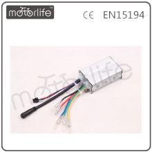 MOTORLIFE CE pass 36v 6mosfet controller with half-waterproof cables for electric bicycle kit