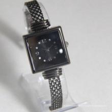 China fábrica presentes cadeia Japão Movt quartzo relógio com senhora