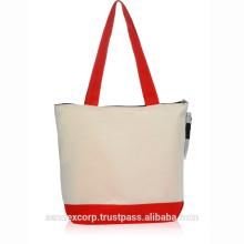 vente en gros sacs fourre-tout en toile