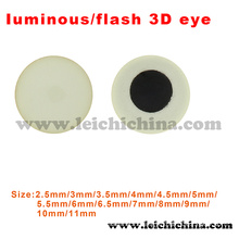 Top Quality Luminous-Flash 3D Fishing Lure Eye