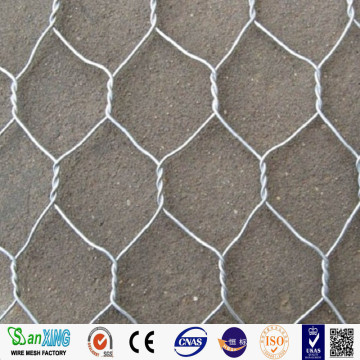 304 Stainless Steel Hexagonal Chicken Wire Mesh