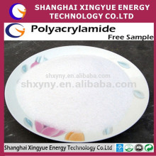 shanghai chimique bien vendre polyacrylamide / PAM msds