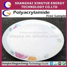 produto químico de Xangai bem vendendo amplamente poliacrilamida / PAM msds