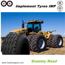 Neumático de implemento, neumático OTR, neumático de agricultura