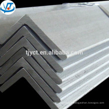 V Shaped ASME 316L / 304 Slotted Stainless Steel Angle Bar