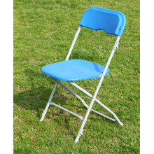 Blue PP Folding Chair