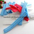 Tecido não tecido descartável Net Mob Cap Elastic Free Size