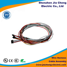 Asamblea de cable del arnés de cable de encargo del fabricante de China