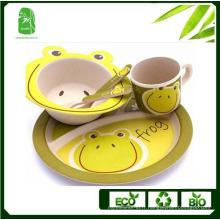 Vaisselle pour enfants en fibre de bambou à vendre à chaud (BC-BB-SU2004)