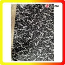 new designs tulle embroidery fabric