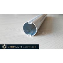 Fendas duplas do trilho da cabeça de alumínio 40mm para cortinas de rolo