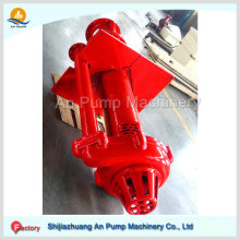 Sp (R) Zjl serie de China hizo de cromo o de goma vertical de la bomba de purín de sumidero