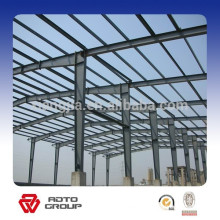low cost factory workshop steel structure building/ Cheap steel structure design