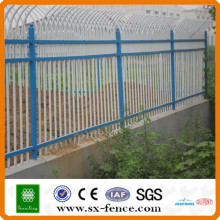 High Quality Galvanized Steel Tubular Fence for 2015