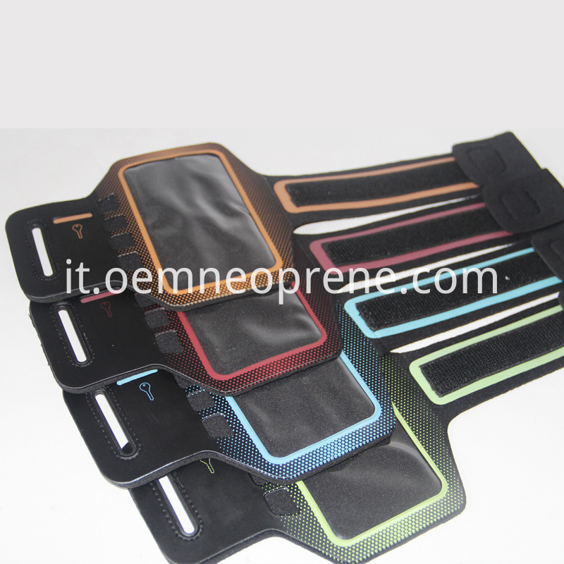 Alt Multi Color Sports Armband