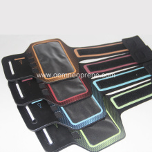 Multi Color Best Quality Adjustable Neoprene Armband
