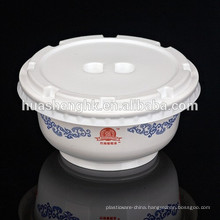 Disposable Plastic Food Container 320ml Microwave Safe