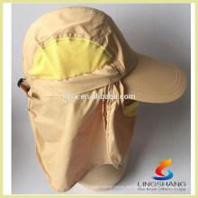 Sun anti UV protección casquillo hombre y mujeres al aire libre magia fresco headwear multifunción pesca casco de camping y sombrero