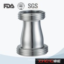 Stainless Steel Sanitary Threading Concentric Reducer (JN-FT5009)
