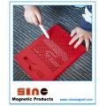 Новый магнитный блокнот для рисования с 361ПК магнитный шарик/ образовательные игрушки
