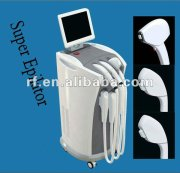 2015 new light sheer diode laser removal hair and spots machine