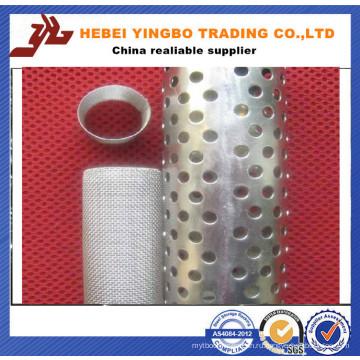 Перфорированный оцинкованный листовой металл / Перфорированный листовой металл