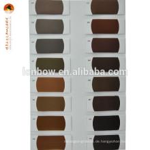 Lagerfarbe Polyester Viskose Mantel Futterstoff 64gsm