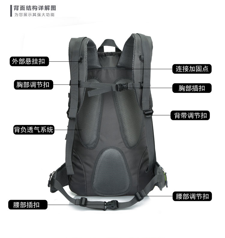 wholesale travel backpack bag