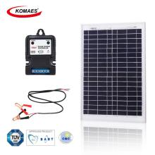 Panel solar policristalino de 20W