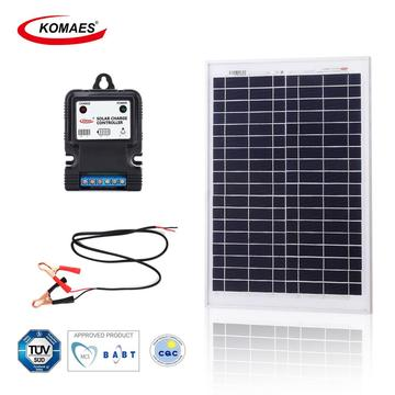 Panneau solaire polycristallin 20W