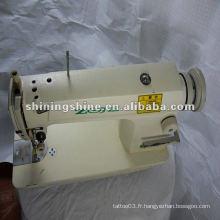 Zoje de seconde main Single-Needle Up & Bottom Feed machine à coudre en cuir robuste